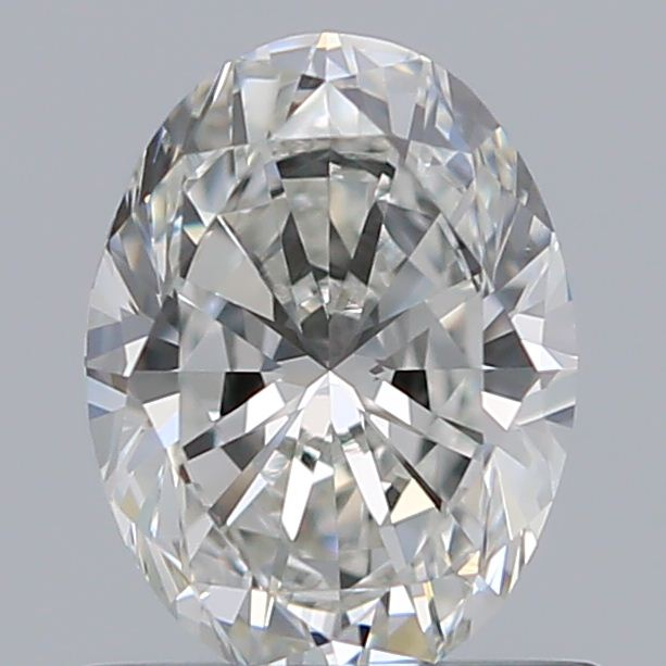 0.70 Carat Oval Loose Diamond, G, VS2, Ideal, GIA Certified | Thumbnail