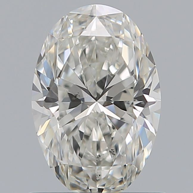 0.80 Carat Oval Loose Diamond, H, VS2, Ideal, GIA Certified | Thumbnail