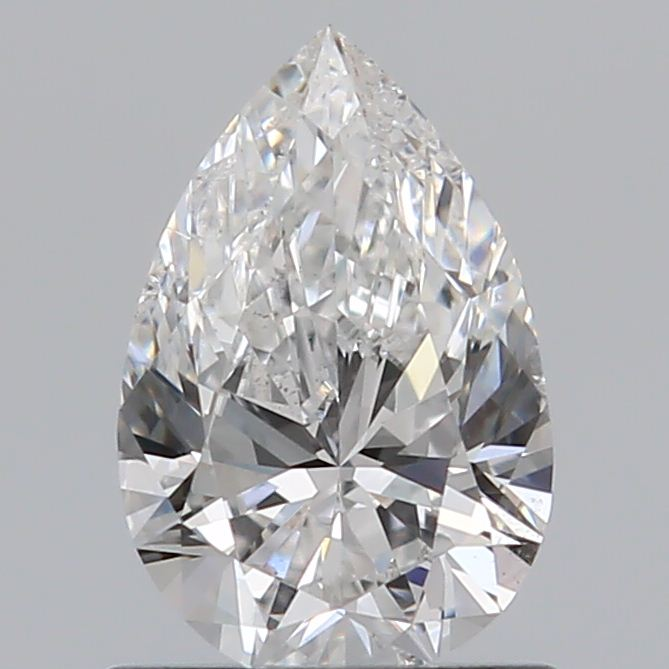 0.72 Carat Pear Loose Diamond, E, SI1, Super Ideal, GIA Certified