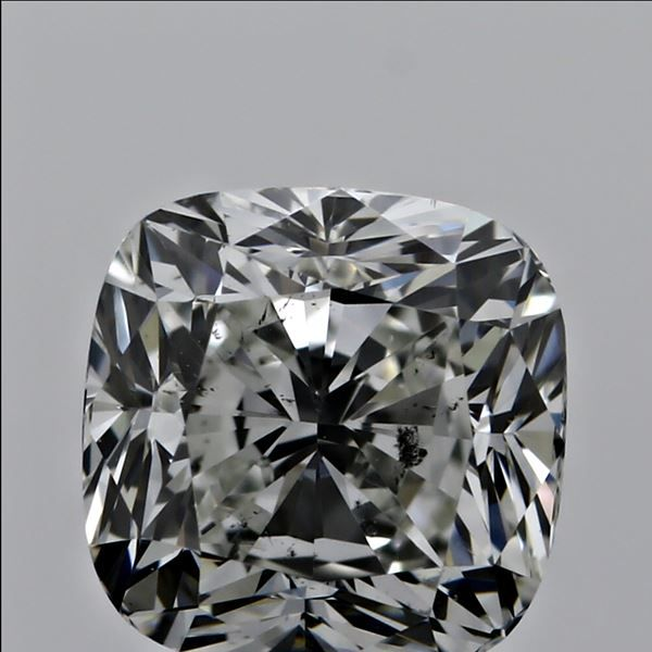 0.75 Carat Cushion Loose Diamond, I, SI2, Excellent, GIA Certified
