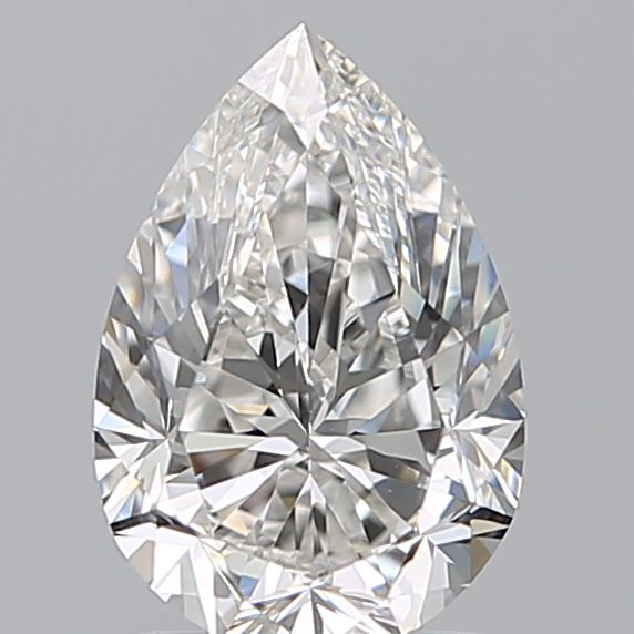 1.50 Carat Pear Loose Diamond, F, VS1, Ideal, GIA Certified