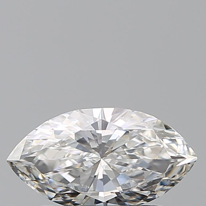 0.52 Carat Marquise Loose Diamond, F, VS1, Ideal, GIA Certified