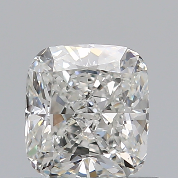 0.62 Carat Cushion Loose Diamond, G, SI2, Ideal, GIA Certified