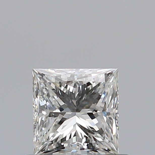 0.50 Carat Princess Loose Diamond, G, VS1, Super Ideal, GIA Certified | Thumbnail