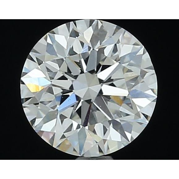 1.50 Carat Round Loose Diamond, G, VS2, Ideal, GIA Certified | Thumbnail