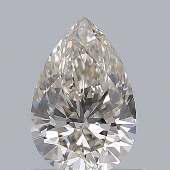 0.52 Carat Pear Loose Diamond, L, VS1, Super Ideal, GIA Certified