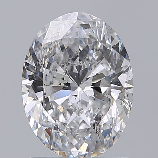 1.20 Carat Oval Loose Diamond, D, SI2, Super Ideal, GIA Certified