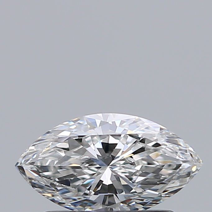 0.50 Carat Marquise Loose Diamond, E, VS2, Ideal, GIA Certified