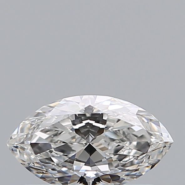 0.35 Carat Marquise Loose Diamond, E, VVS2, Super Ideal, GIA Certified