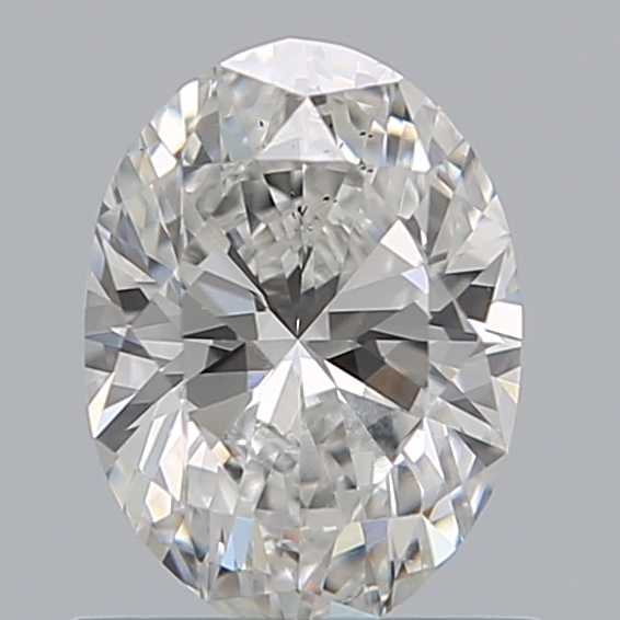 0.69 Carat Oval Loose Diamond, E, SI1, Very Good, GIA Certified
