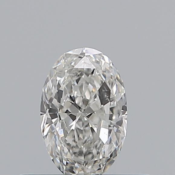 0.30 Carat Oval Loose Diamond, F, VS1, Excellent, GIA Certified