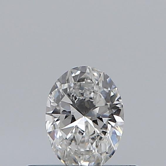 0.32 Carat Oval Loose Diamond, E, VS2, Ideal, GIA Certified