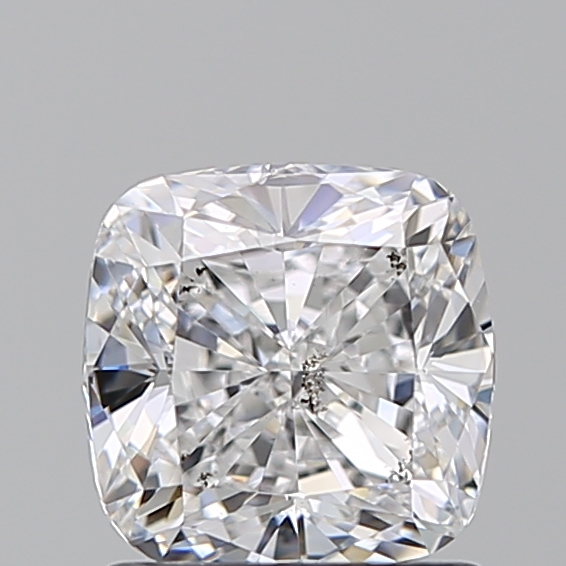 1.20 Carat Cushion Loose Diamond, E, SI2, Excellent, GIA Certified