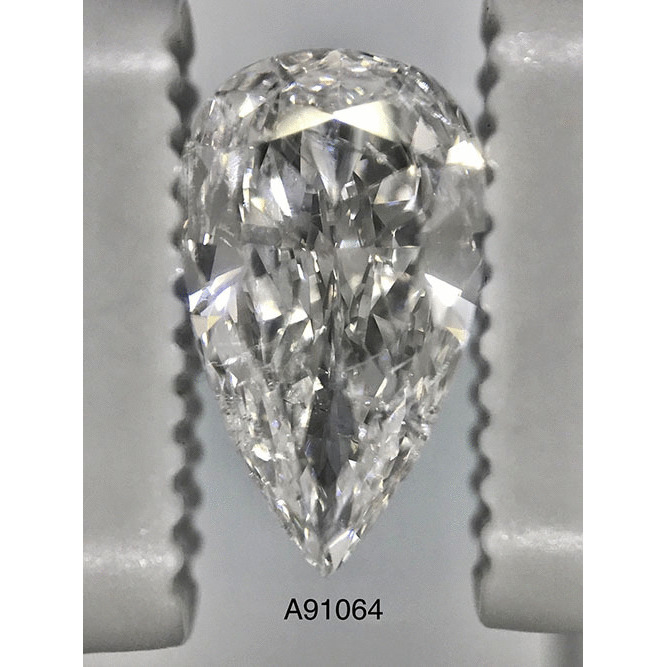1.22 Carat Pear Loose Diamond, G, I1, Very Good, GIA Certified