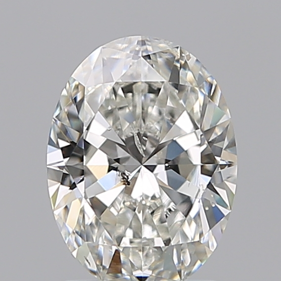 1.21 Carat Oval Loose Diamond, G, SI2, Super Ideal, GIA Certified