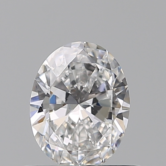 0.41 Carat Oval Loose Diamond, E, VS1, Ideal, GIA Certified