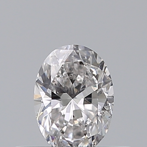 0.30 Carat Oval Loose Diamond, E, SI2, Excellent, GIA Certified