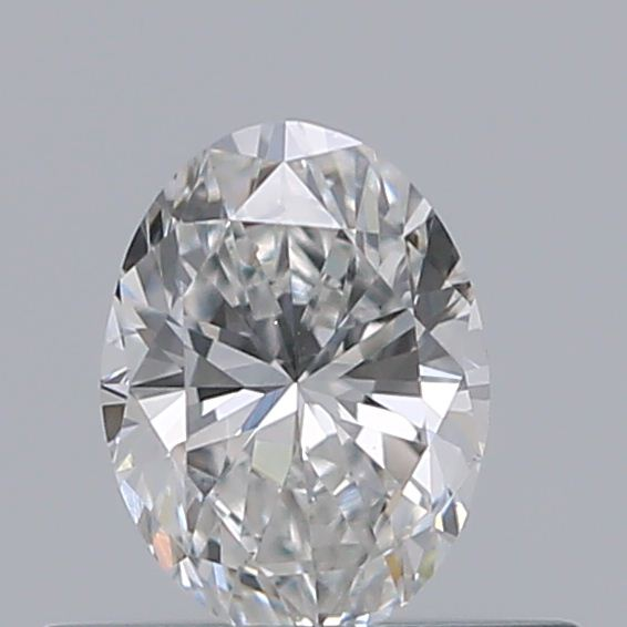 0.30 Carat Oval Loose Diamond, F, SI1, Excellent, GIA Certified
