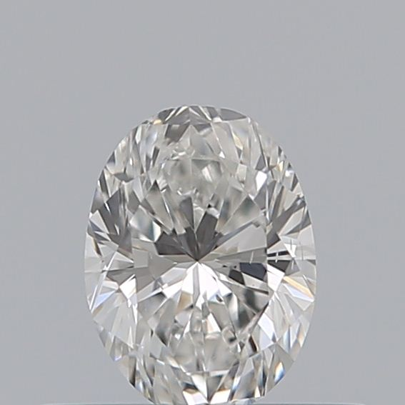 0.33 Carat Oval Loose Diamond, F, SI1, Excellent, GIA Certified
