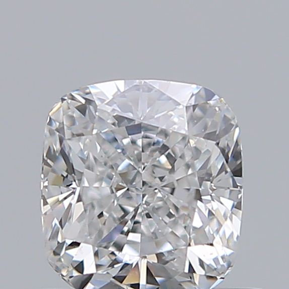 0.56 Carat Cushion Loose Diamond, E, SI1, Ideal, GIA Certified