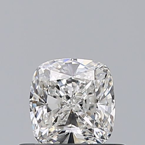 0.50 Carat Cushion Loose Diamond, G, VS2, Ideal, GIA Certified