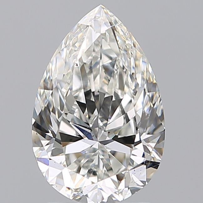 1.79 Carat Pear Loose Diamond, G, VS2, Super Ideal, GIA Certified | Thumbnail