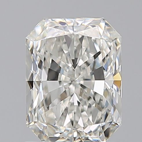 1.20 Carat Radiant Loose Diamond, H, SI1, Super Ideal, GIA Certified