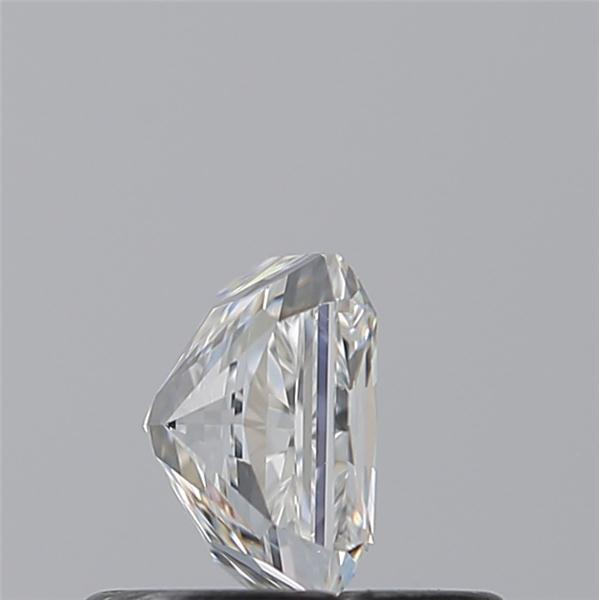 0.51 Carat Radiant Loose Diamond, G, VVS1, Super Ideal, GIA Certified