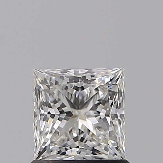 0.90 Carat Princess Loose Diamond, H, VS1, Super Ideal, GIA Certified | Thumbnail
