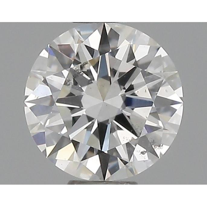 0.31 Carat Round Loose Diamond, E, SI2, Excellent, GIA Certified