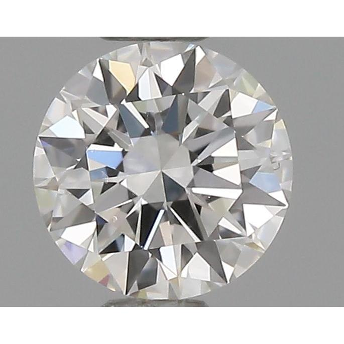 0.30 Carat Round Loose Diamond, F, VS2, Ideal, GIA Certified