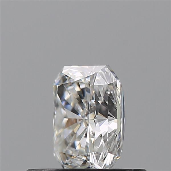 0.56 Carat Radiant Loose Diamond, F, VVS1, Super Ideal, GIA Certified | Thumbnail