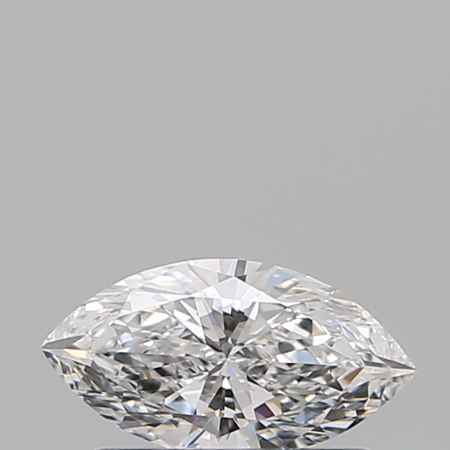0.34 Carat Marquise Loose Diamond, D, VVS1, Super Ideal, GIA Certified