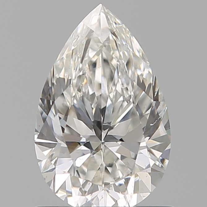 0.80 Carat Pear Loose Diamond, G, SI1, Super Ideal, GIA Certified