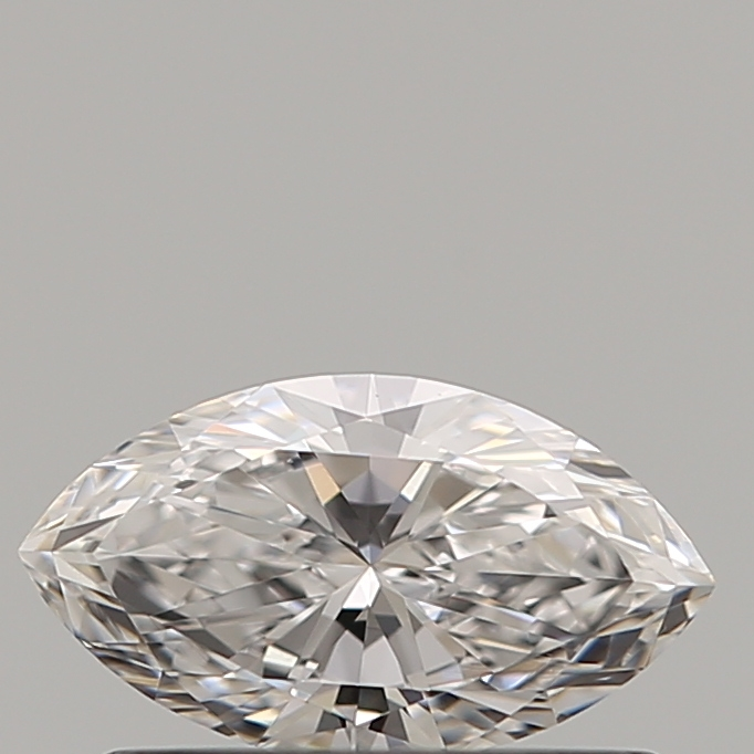 0.38 Carat Marquise Loose Diamond, D, IF, Super Ideal, GIA Certified