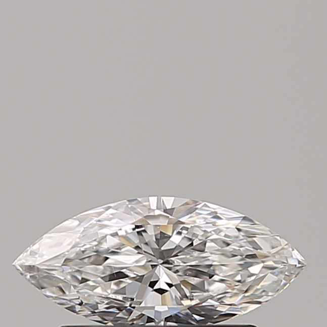0.35 Carat Marquise Loose Diamond, D, VS2, Ideal, GIA Certified