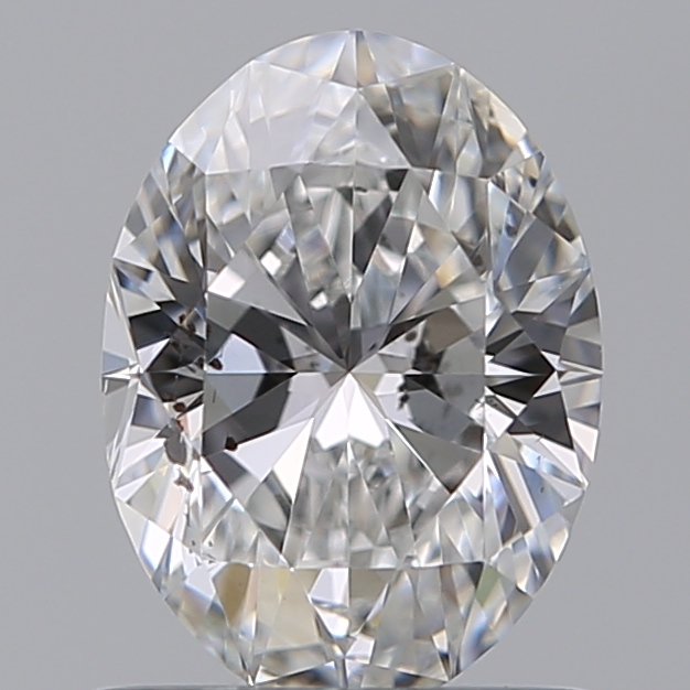 0.80 Carat Oval Loose Diamond, E, SI2, Super Ideal, GIA Certified