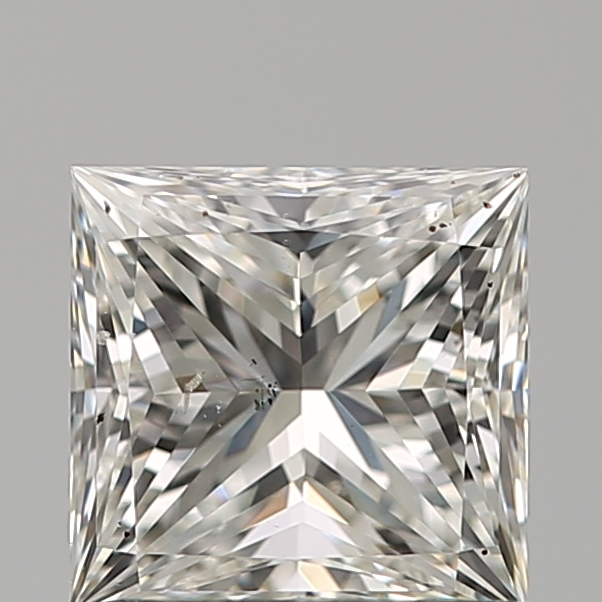 0.96 Carat Princess Loose Diamond, G, SI1, Super Ideal, GIA Certified | Thumbnail