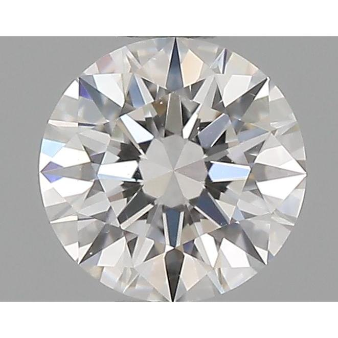 0.31 Carat Round Loose Diamond, D, VS2, Super Ideal, GIA Certified