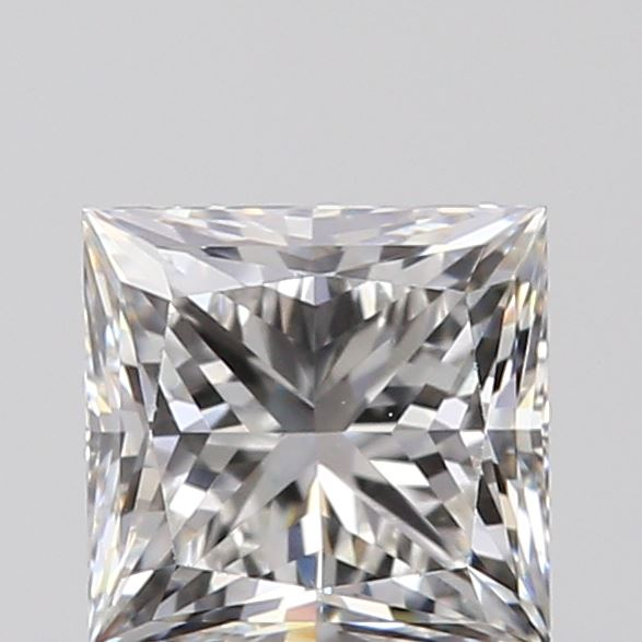 0.40 Carat Princess Loose Diamond, G, VS2, Excellent, GIA Certified