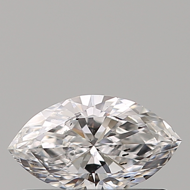 0.31 Carat Marquise Loose Diamond, D, SI2, Ideal, GIA Certified