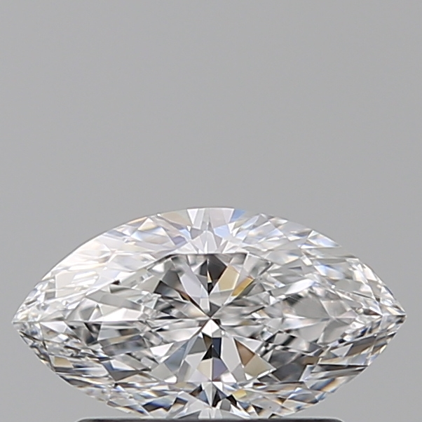 0.59 Carat Marquise Loose Diamond, D, VS2, Super Ideal, GIA Certified