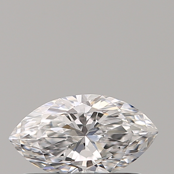 0.33 Carat Marquise Loose Diamond, D, VVS2, Super Ideal, GIA Certified