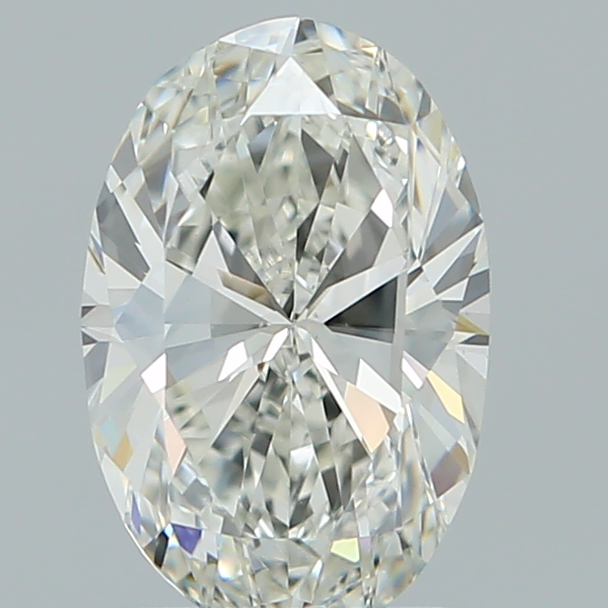 1.30 Carat Oval Loose Diamond, J, VS1, Super Ideal, GIA Certified | Thumbnail