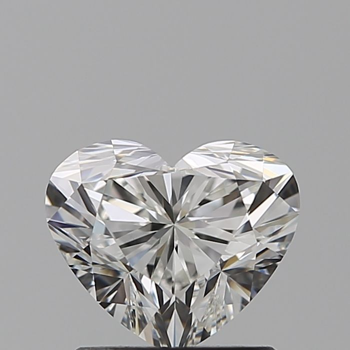 1.03 Carat Heart Loose Diamond, G, VS1, Super Ideal, GIA Certified | Thumbnail