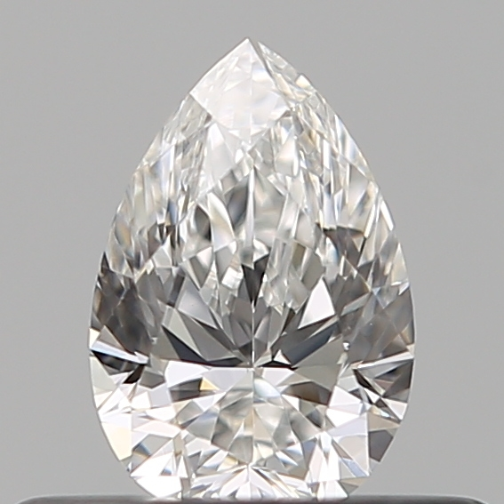 0.30 Carat Pear Loose Diamond, E, VS1, Excellent, GIA Certified