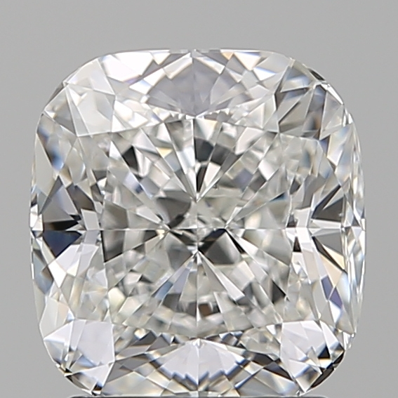 2.00 Carat Cushion Loose Diamond, G, VS1, Ideal, GIA Certified
