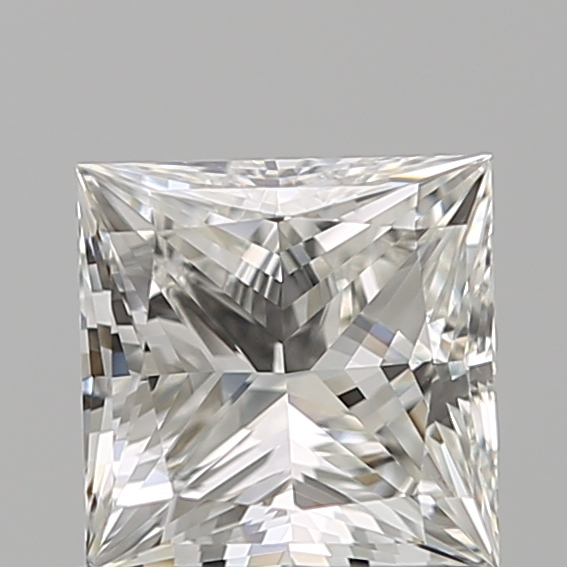 0.80 Carat Princess Loose Diamond, H, VVS1, Super Ideal, GIA Certified