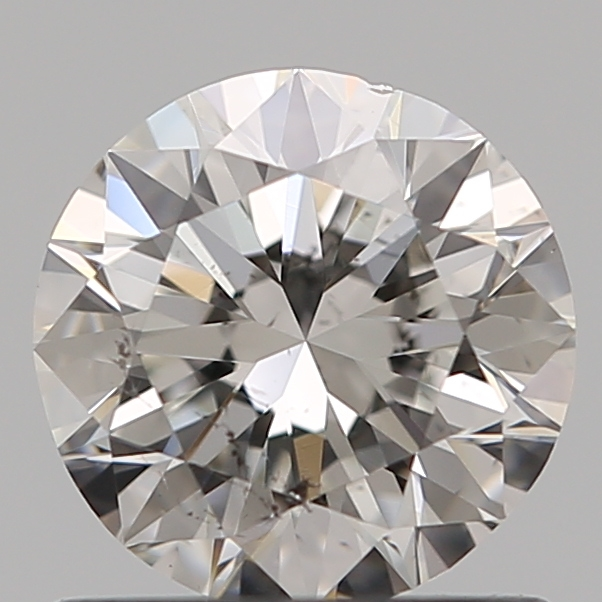 0.90 Carat Round Loose Diamond, G, SI1, Excellent, GIA Certified