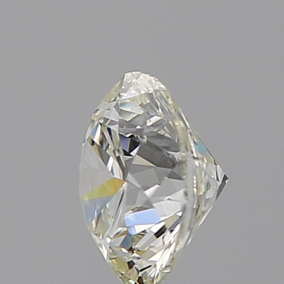 0.70 Carat Round Loose Diamond, J, VVS1, Super Ideal, GIA Certified